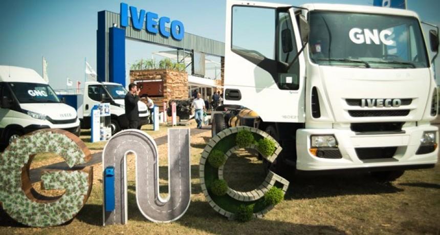 IVECO es la primera en homologar un camión a GNC para producción nacional