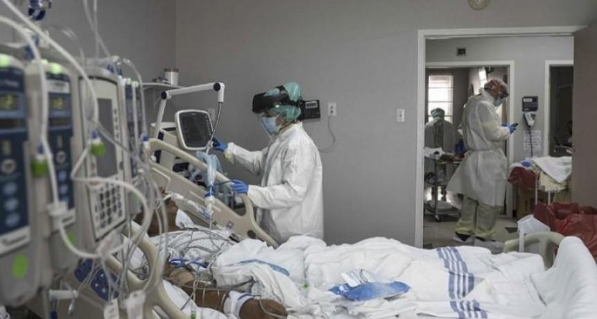 Ascienden a 6.517 los fallecidos por coronavirus y a 320.884 los contagios en el país