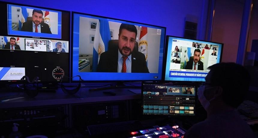 Dictamen favorable para el DNU del Gobierno sobre servicios de telecomunicaciones