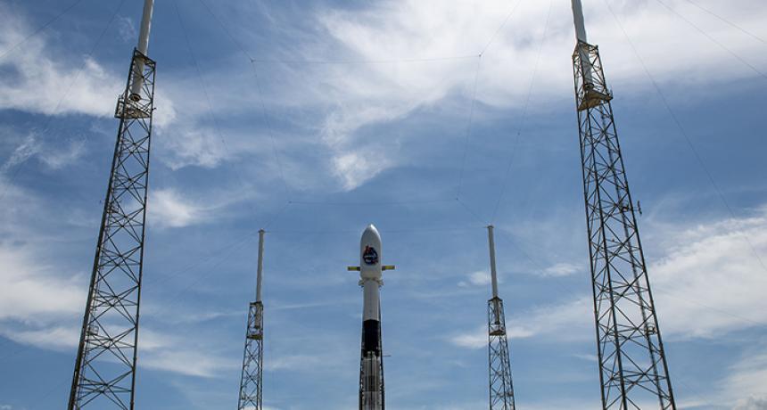 Lanzan otro satélite argentino este domingo