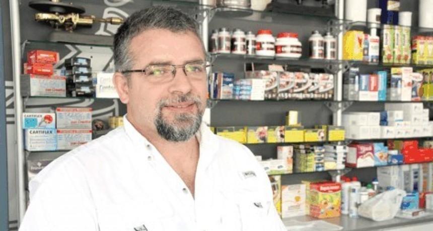 """""""El gremio farmacéutico ha tenido una caída del 40 por ciento en sus ventas, por la pandemia"""""""