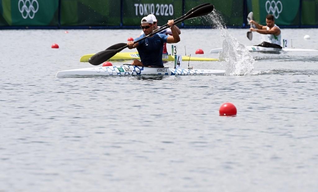'Por ser mi primer Juego Olímpico me puedo ir satisfecho, pero debo reconocer que hoy me equivoqué con la estrategia'