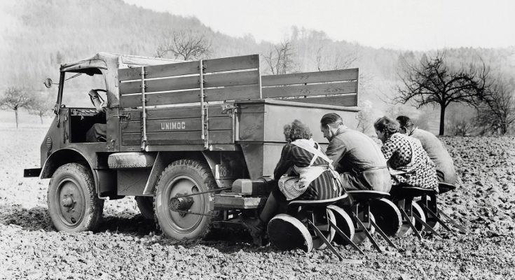 El Unimog cumple 75 años