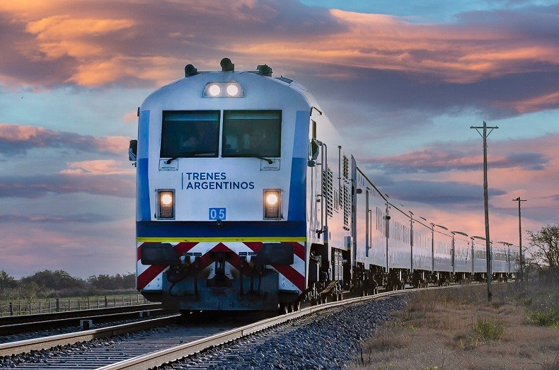 Trenes de larga distancia: ya están disponibles los pasajes hasta el 30 de Septiembre
