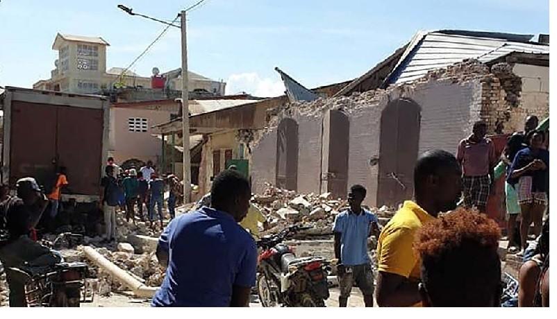 Terremoto en Haití: hay 724 muertos confirmados pero se teme que sean muchos más