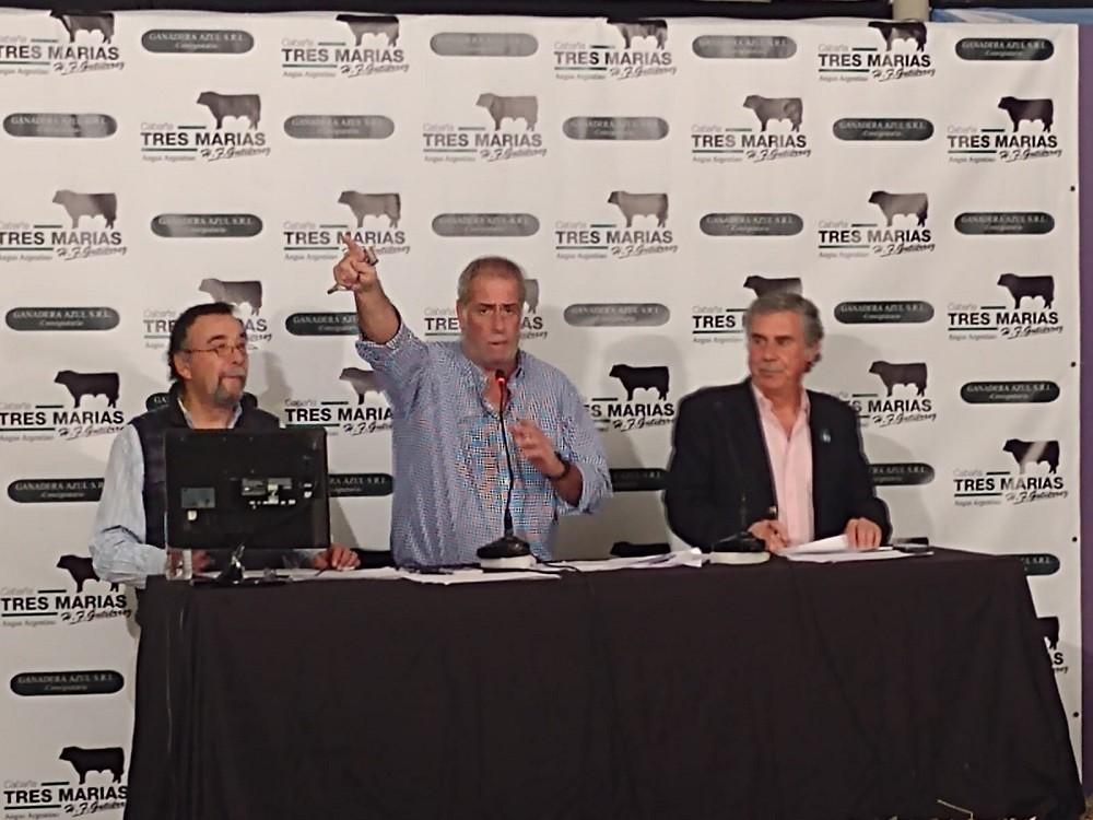LU 32 agradece a las firmas comerciales que acompañaron la cobertura del remate de Cabaña Tres Marías de Gutiérrez
