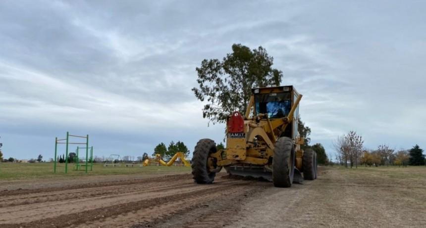 El Municipio invertirá en equipamiento vial para mantenimiento de calles