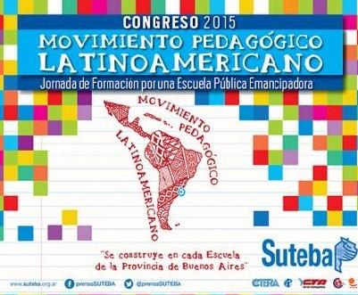 Movimiento Pedagógico Latinoamericano: se desarrolla este lunes el Precongreso