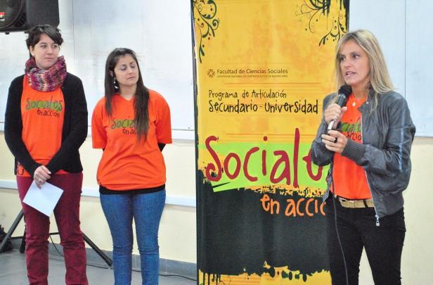 Está en marcha un nuevo Sociales en Acción