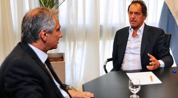 Eseverri participará de la presentación del plan económico de Scioli – Zannini