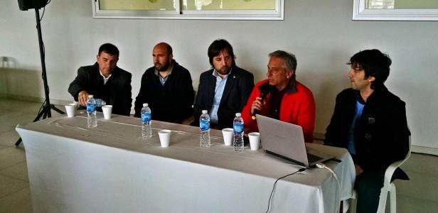 El Viceministro de Salud reconoce a la formación y salud pública de la ciudad