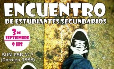"""Valicenti: """"Más de 800 alumnos participarán del Primer Encuentro de Estudiantes Secundarios"""""""