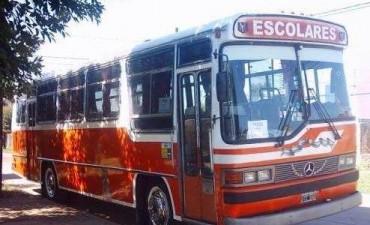 Por el paro de Transportistas, no hay traslado a escuelas en toda la Provincia