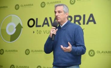 """José Eseverri participó de la inauguración de """"Olavarría Elige la Tecnología"""" ante más de 300 jóvenes"""