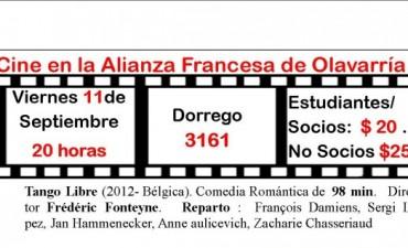 En la Alianza Francesa  se proyectará el filme belga