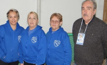 Bochas: Olavarría clasificó a cuartos de final en individual y parejas