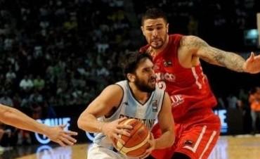 Argentina se clasificó en básquet a los Juegos Olímpicos de Río de Janeiro 2016