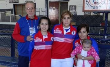Bochas: Continúan los triunfos olavarrienses en el Nacional Femenino