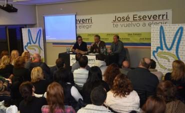 José Eseverri escuchó propuestas para su plan de Gobierno 2015 – 2019