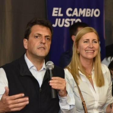 Sergio Massa visita Olavarria