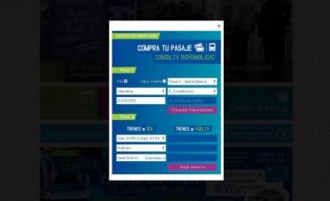 Ya se pueden adquirir los boletos para el nuevo Tren a Buenos Aires y Bahía Blanca