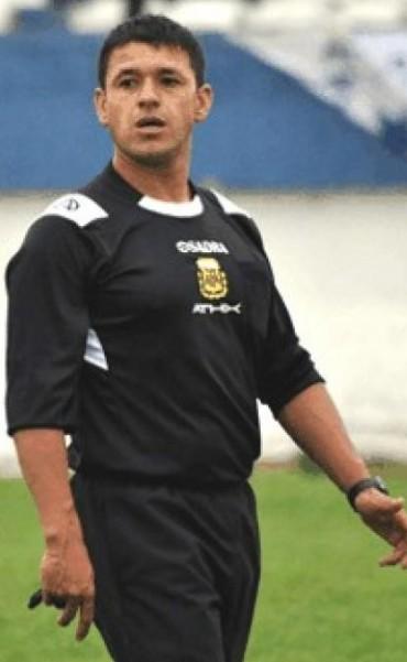 Marcelo Cendra se retiró del arbitraje
