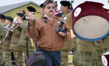 Enrique Paco Zelaya: vivo de lo que me gusta
