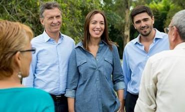 Mauricio Macri llega nuevamente a la ciudad