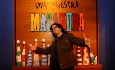 """Liniers en Olavarría: un tipo Macanudo, llega  con """"Una Muestra Macanuda"""""""