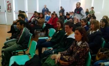 Se puso en marcha el Concejo Deliberante Estudiantil