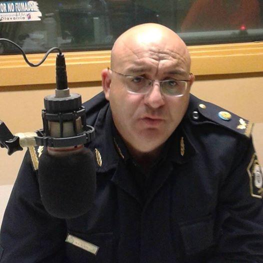 El Comisario Mario Busto y la inseguridad en Olavarría