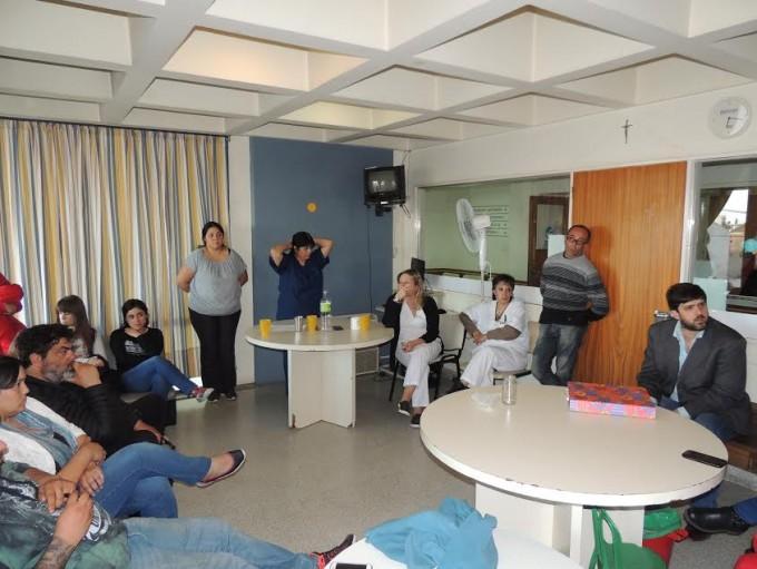 Delicada situación en el Hospital de Pediatría por situaciones con pacientes judicializados