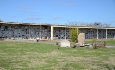 Informaron horarios del Cementerio Municipal