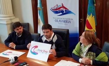 Anunciaron 'Cultura Viva' con la llegada de artistas y escritores nacionales a la ciudad