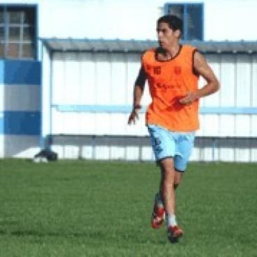 Nicolás Rosales se mostró conforme con el empate de Ferro