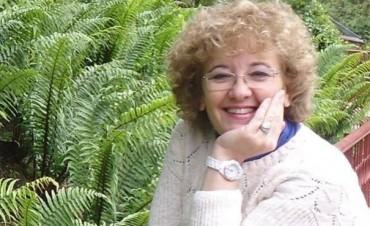 La escritora Marcela Heinrich presenta dos libros
