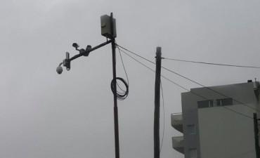 Cortes de energía por el temporal