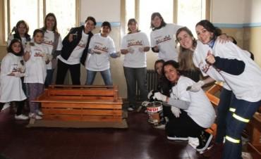 Loma Negra realiza la octava edición del Día de Hacer el Bien