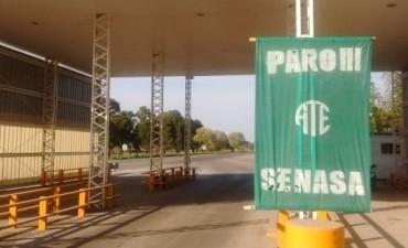 Trabajadores del SENASA reclaman por mayor presupuesto para el área