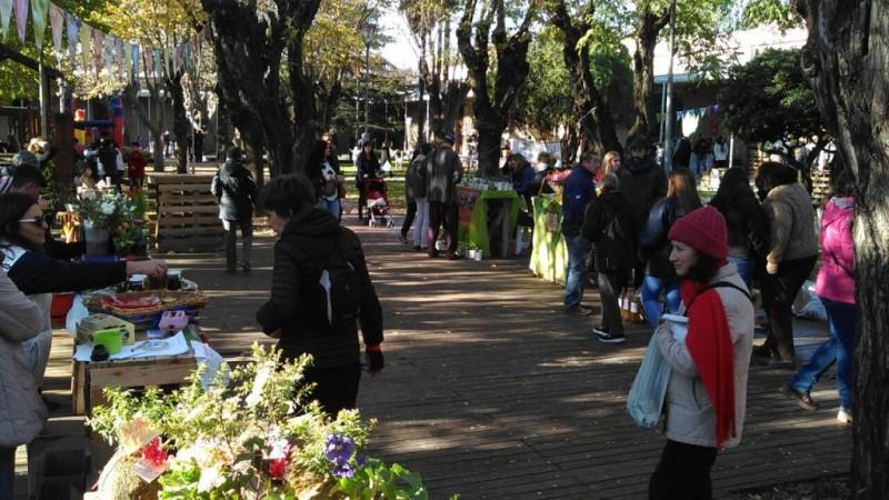 La Feria Agroalimentaria vuelve al Centro Cultural