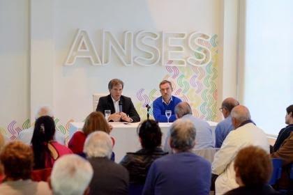 La Federación de Jubilados en la reunión del Órgano Consultivo de ANSES