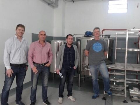 Proyectan marco regulatorio para los productores de cerveza artesanal en Olavarría