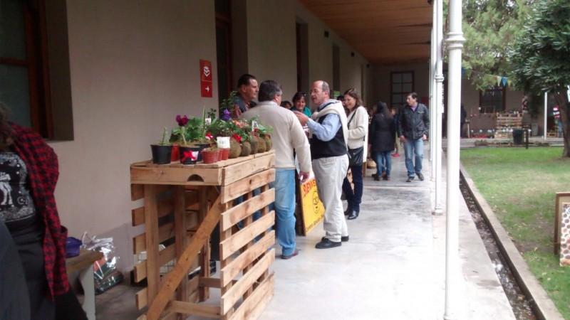 Una nueva Feria Agroalimentaria en el Centro Cultural
