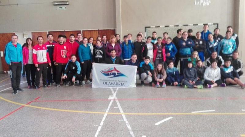 Capacitación de docentes locales en Deportes Adaptados