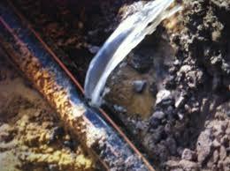 Se libera el servicio de agua corriente en distintos puntos