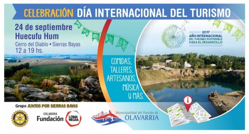 Día Internacional del Turismo en Sierras Bayas