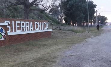 Sierra Chica: la Junta Vecinal de Barrios Unidos trabaja en distintos proyectos