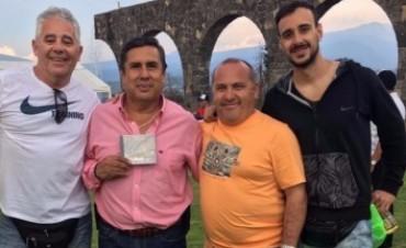 Los Huella cuentan su viaje a México