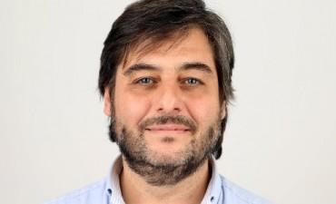 El Economista Alexis Dritsos  en Olavarría