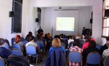 Exitosa jornada del taller de Huerta Urbana Agroecológica